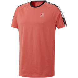 textil Herr T-shirts Reebok Sport DT8145 Rosa