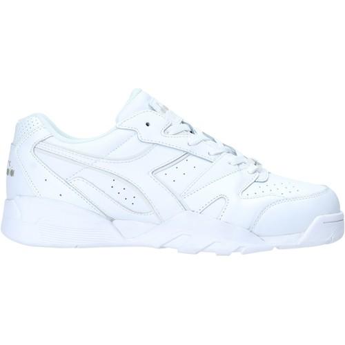 Skor Herr Sneakers Diadora 501175732 Vit