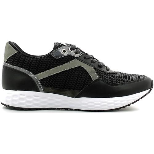 Skor Herr Sneakers Gaudi V62-64981 Svart