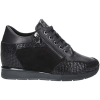 Skor Dam Sneakers Stonefly 212431 Svart