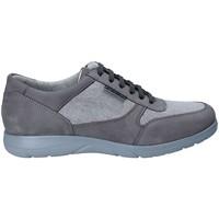 Skor Herr Sneakers Stonefly 110625 Grå