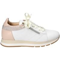 Skor Dam Sneakers Exton E18 Vit