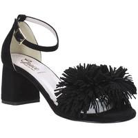 Skor Dam Sandaler Grace Shoes 380020 Svart
