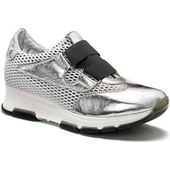 Skor Dam Sneakers Keys 5183 Silver