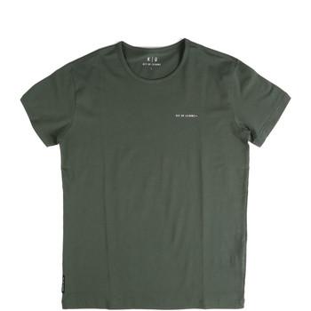 textil Herr T-shirts Key Up 2G69S 0001 Grön