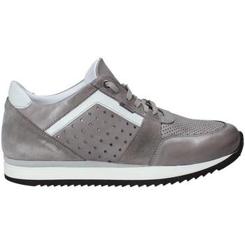 Skor Herr Sneakers Exton 558 Grå
