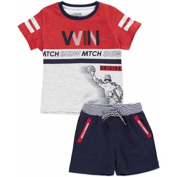 textil Barn Set Losan 815-8009AC Grå