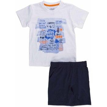 textil Barn Set Losan 815-8045AC Vit