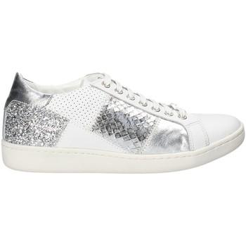 Skor Dam Sneakers Keys 5531 Vit