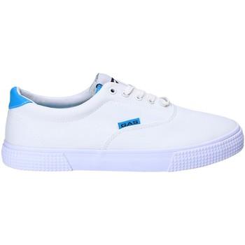 Skor Herr Sneakers Gas GAM810160 Vit