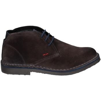 Skor Herr Boots Rogers 6037 Grå