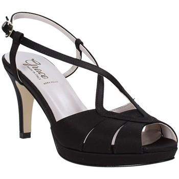 Skor Dam Sandaler Grace Shoes 738E008 Svart