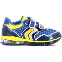 Skor Barn Sneakers Geox B5484A 0BC14 Blå