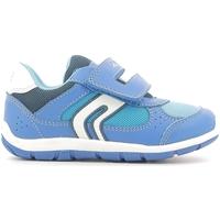 Skor Barn Sneakers Geox B6232B 0BC14 Röd