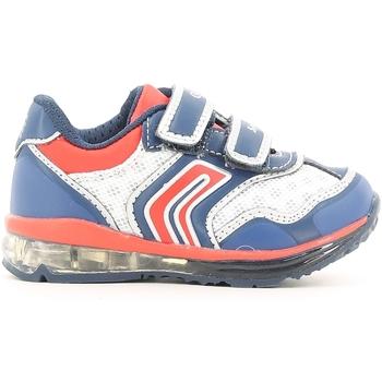 Skor Barn Sneakers Geox B5484A 05014 Blå