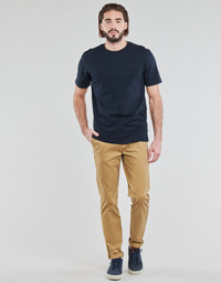 textil Herr Chinos / Carrot jeans Scotch & Soda MOTT Kamel