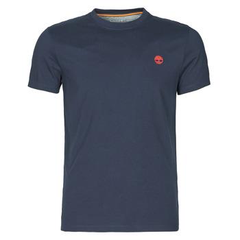 textil Herr T-shirts Timberland SS DUNSTAN RIVER POCKET TEE SLIM Marin