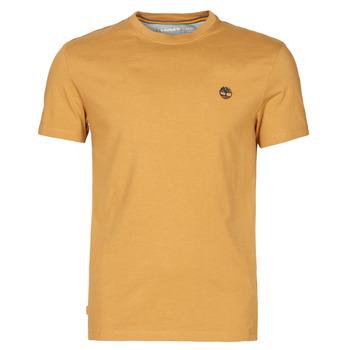textil Herr T-shirts Timberland SS DUNSTAN RIVER POCKET TEE SLIM Beige