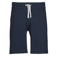 textil Herr Shorts / Bermudas U.S Polo Assn. TRICOLOR SHORT FLEECE Blå