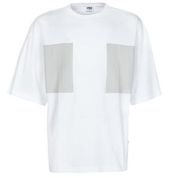 textil Herr T-shirts Urban Classics TB4126 Vit