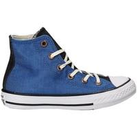 Skor Barn Höga sneakers Converse 659965C Blå
