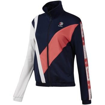 textil Dam Sweatshirts Reebok Sport DT7262 Blå