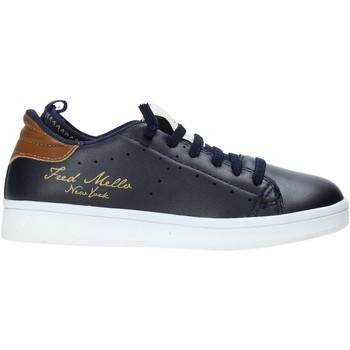 Skor Barn Sneakers Fred Mello W19-SFK201 Blå