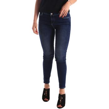 textil Dam Jeans Gas 355652 Blå