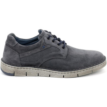Skor Herr Sneakers Grunland SC4956 Blå