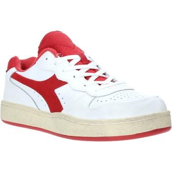 Skor Herr Sneakers Diadora 501175757 Röd