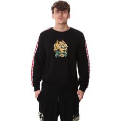 textil Herr Sweatshirts Sprayground 20SP024BLK Svart