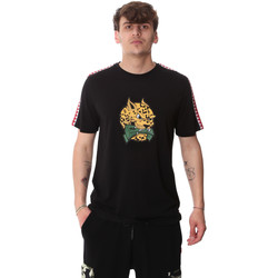textil Herr T-shirts Sprayground 20SP032BLK Svart