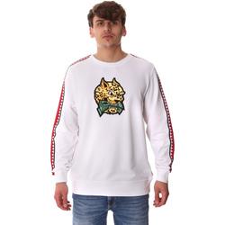 textil Herr Sweatshirts Sprayground 20SP024WHT Vit