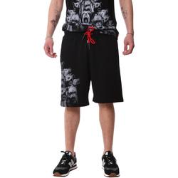 textil Herr Shorts / Bermudas Sprayground 20SP031 Svart