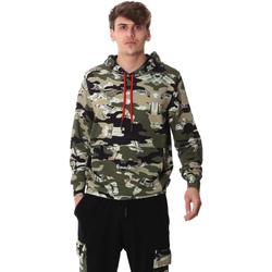 textil Herr Sweatshirts Sprayground 20SP008 Grön