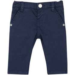 textil Barn Chinos / Carrot jeans Chicco 09008128000000 Blå