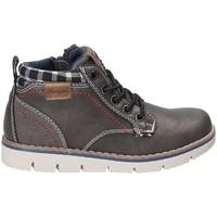 Skor Barn Höga sneakers Wrangler WJ17215 Grå