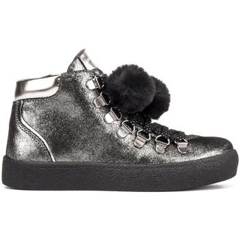 Skor Barn Höga sneakers Lumberjack SG47703 002 A11 Svart