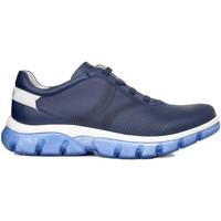 Skor Herr Sneakers CallagHan 42700 Blå