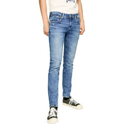 textil Herr Stuprörsjeans Pepe jeans PM200823WF92 Blå