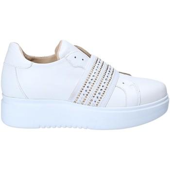 Skor Dam Sneakers Exton E05 Vit