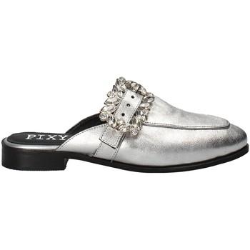 Skor Dam Träskor Pixy Shoes 8062204 Grå