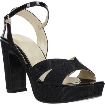 Skor Dam Sandaler Grace Shoes JN 103 Svart