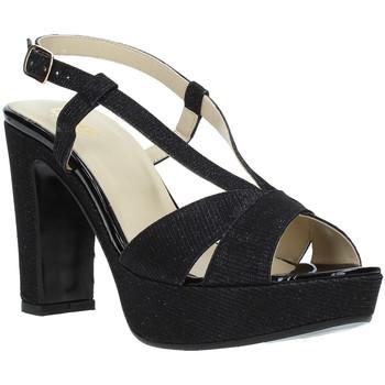 Skor Dam Sandaler Grace Shoes JN 122 Svart
