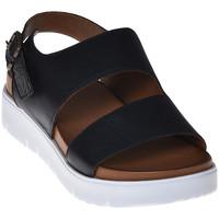 Skor Dam Sandaler Bueno Shoes N3409 Svart