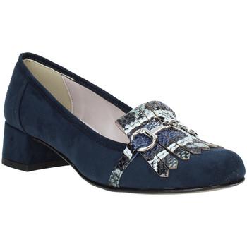 Skor Dam Loafers Grace Shoes 171002 Blå