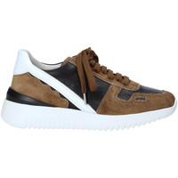 Skor Dam Sneakers Triver Flight 101-02C Svart