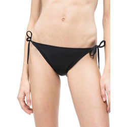 textil Dam Bikinibyxa / Bikini-bh Calvin Klein Jeans KW0KW00647 Svart