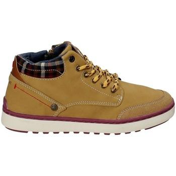 Skor Barn Höga sneakers Wrangler WJ17219 Gul