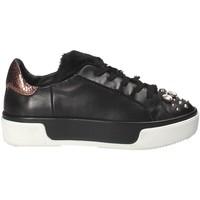 Skor Dam Sneakers Janet Sport 42729 Svart